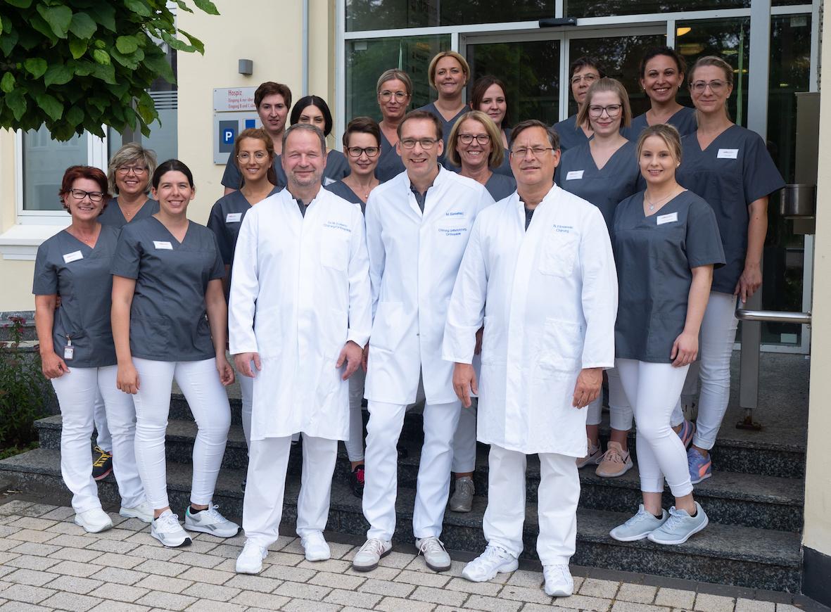 Das Arthromotion-Praxisteam
